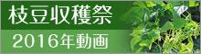 枝豆収穫祭2016動画