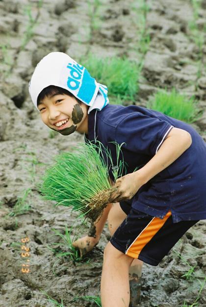 君津市長賞 「農業体験7年生」 君津市 石井みゆき